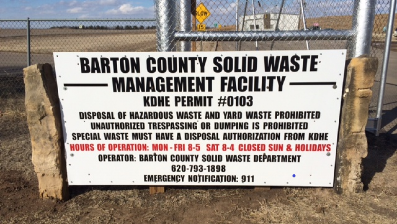 Barton County - Disposal